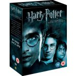Harry Potter: roky 1-7 DVD