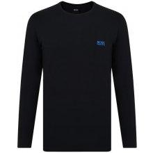 548e3eaf72 Pánské triko s dlouhým rukávem Hugo Boss Body Logo Černé