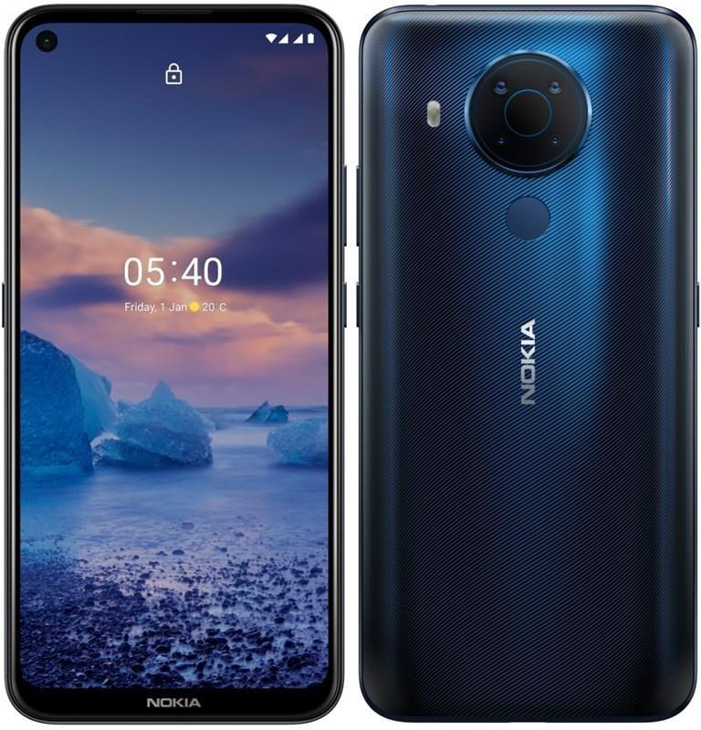 Nokia 5.4 4GB/64GB na Heureka.cz