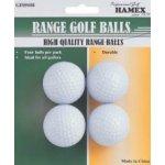 Hanimex cvičné míčky range 4 ks