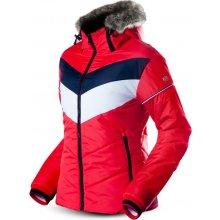 Trimm Justyne Red Stripe Dámská zimní bunda