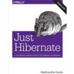 Just Hibernate - Konda Madhusudhan
