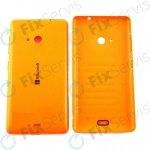 Kryt Microsoft Lumia 535 zadní oranžový