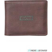 Globe Peněženka Corroded II wallet Brown