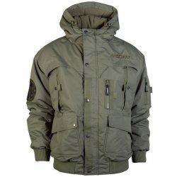AMSTAFF bunda Conex Winterjacke 2.0 black olivová 5874e98b0b