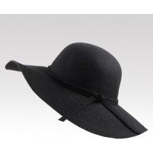 Wayfarer dámský klobouk West černý