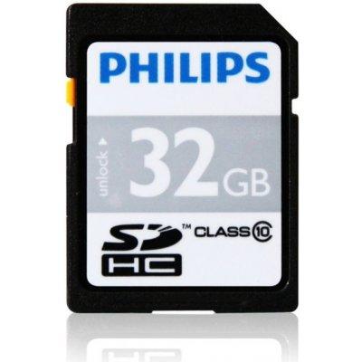 Philips SDHC Class 10 32 GB FM32SD45B/00