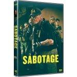 SABOTÁŽ DVD