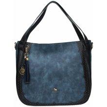 Dogsbybeluchi dámská kabelka 25360-1 modrá e270b8df01