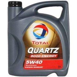 Total Quartz ENERGY 9000 5W-40, 5 l