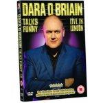 Dara O'Briain: Talks Funny - Live in London DVD