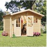 Zahradní domek Steyr 2C dřevěný 300x250 cm