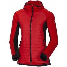 Northfinder dámská bunda Azalea červená