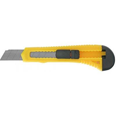 Nůž STREND PRO UK279, 18 mm, odlamovací, plastový ST222511