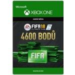 FIFA 18 Ultimate Team FIFA Points 4600