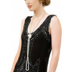e573c1e6f Karnevalový kostým Perlový náhrdelník dlouhý