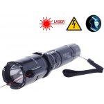 Recenze Police T288 Paralyzér s LED baterkou a laserem 20000W