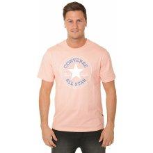 Converse T-Shirt Men Core Chuck Patch 10003688 Khaki 333