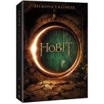 HOBIT: Kolekce 1. - 3. - kinoverze, v šubru se sběratelskými kartami DVD