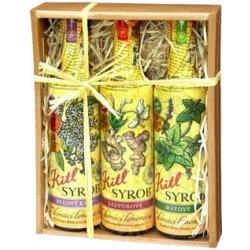Kitl Syrob dárk. balení Bez Zázvor Máta 3 x 500 ml