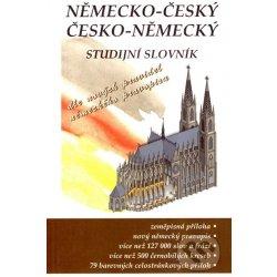 Německo - český a česko - německý studijní slovník - Lesnjak A., Steigerová M.