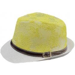 Bleskovynakup.cz Letní vzdušný klobouk více variant žlutá ... 77602e7600
