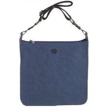 dámská kabelka EGO 2069 modrá