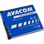 Baterie AVACOM GSNO-BL5F-S1000A 1000mAh - neoriginální