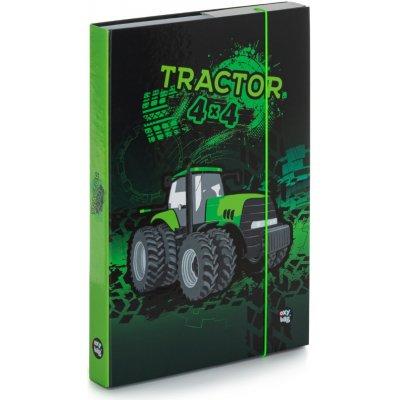 Karton P+P A4 Traktor 5-74720