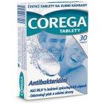 Corega Antibakteriální čístící tablety 30 ks