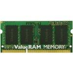 KINGSTON SODIMM DDR3 2GB 1333MHz CL9 KVR13S9S6/2