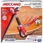Meccano Set pro začátečníky koloběžka