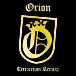 Orion - Teritorium Remixy CD