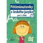 Pětiminutovky z českého jazyky pro 5. třídu - Petr Šulc