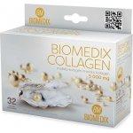 Biomedix Collagen 32 sáčků + C Vitamin 100 mg 60 tbl.