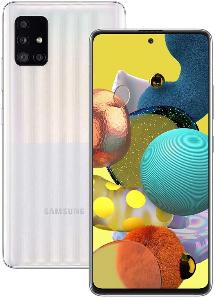 Samsung Galaxy A51 A516B 5G Dual SIM na Heureka.cz