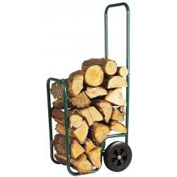 Přepravní vozík Garden King na dřevo 2v1 HT-028