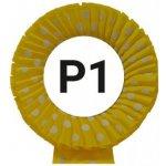 Kokardy.cz kokardy P1 žlutá