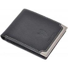 Harvey Miller Polo Club 5031 250 E černá pánská kožená peněženka