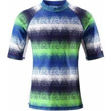 Reima dětské triko s krátkým rukávem Fiji UV 50  modrá
