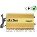 Zesilovač GSM signálu AnyTone AT6100 GD duální 900/1800MHz 600m2