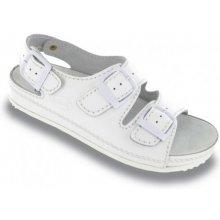 Scholl AIR BAG s páskem bílé zdravotní pantofle a254f9205d6