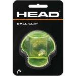 Head Ball Clip žlutý