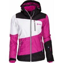 Kilpi HAVA růžová dámská zimní snowboardová bunda