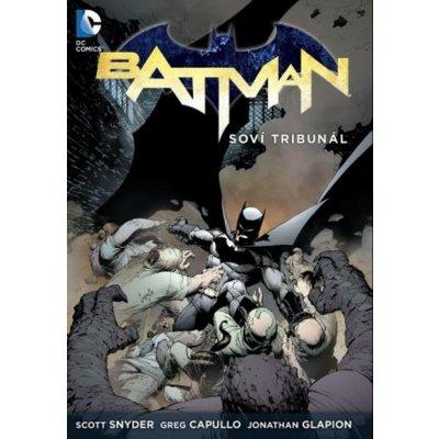 Batman - Soví tribunál - Snyder Scott
