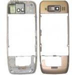 Kryt Nokia E52 střední zlatý