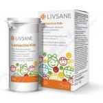 Livsane Laktoaktivní tablety pro děti 20 ks