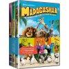 Kompletní kolekce Madagaskar 1.-3. 3DVD: DVD