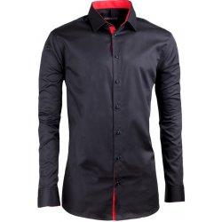Assante košile bez žehlení Slim Fit Černá 30110 alternativy - Heureka.cz 5d8aebfc28