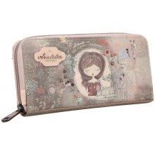 6d6aaf5313 Anekke Jane velká peněženka na zip